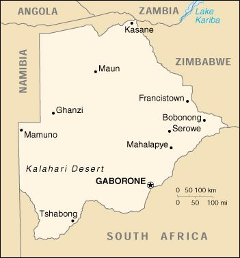Kalahari Desert MY VISION BOARD Pinterest Deserts Africa - Kalahari desert map