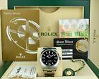ROLEX - Mens Stainless Steel Explorer Black Dial Box Books 214270 - SANT BLANC #Watche #stainlesssteelrolex