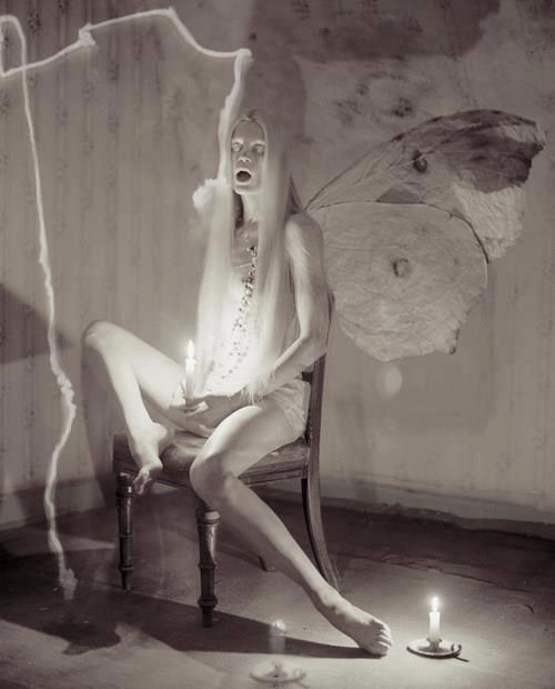 Moth Woman