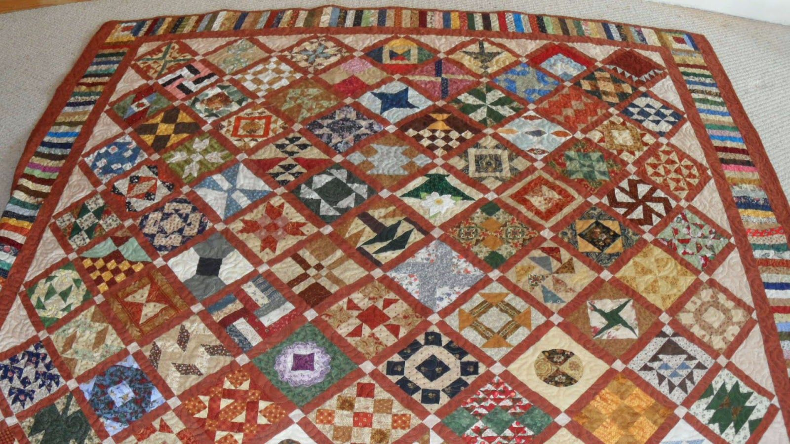 Sharing My Quilts