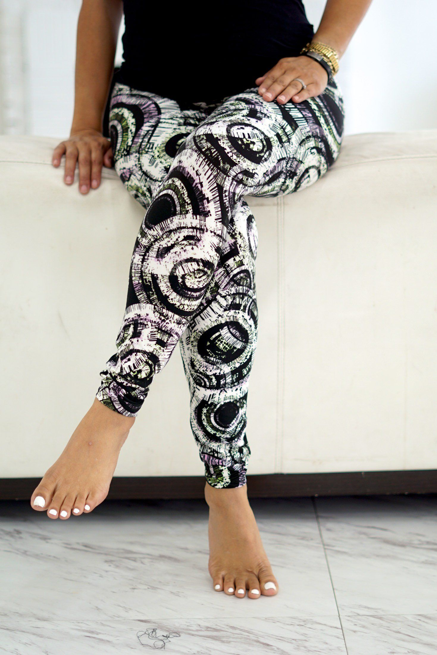 195a Klassy Kassy leggings Leggings