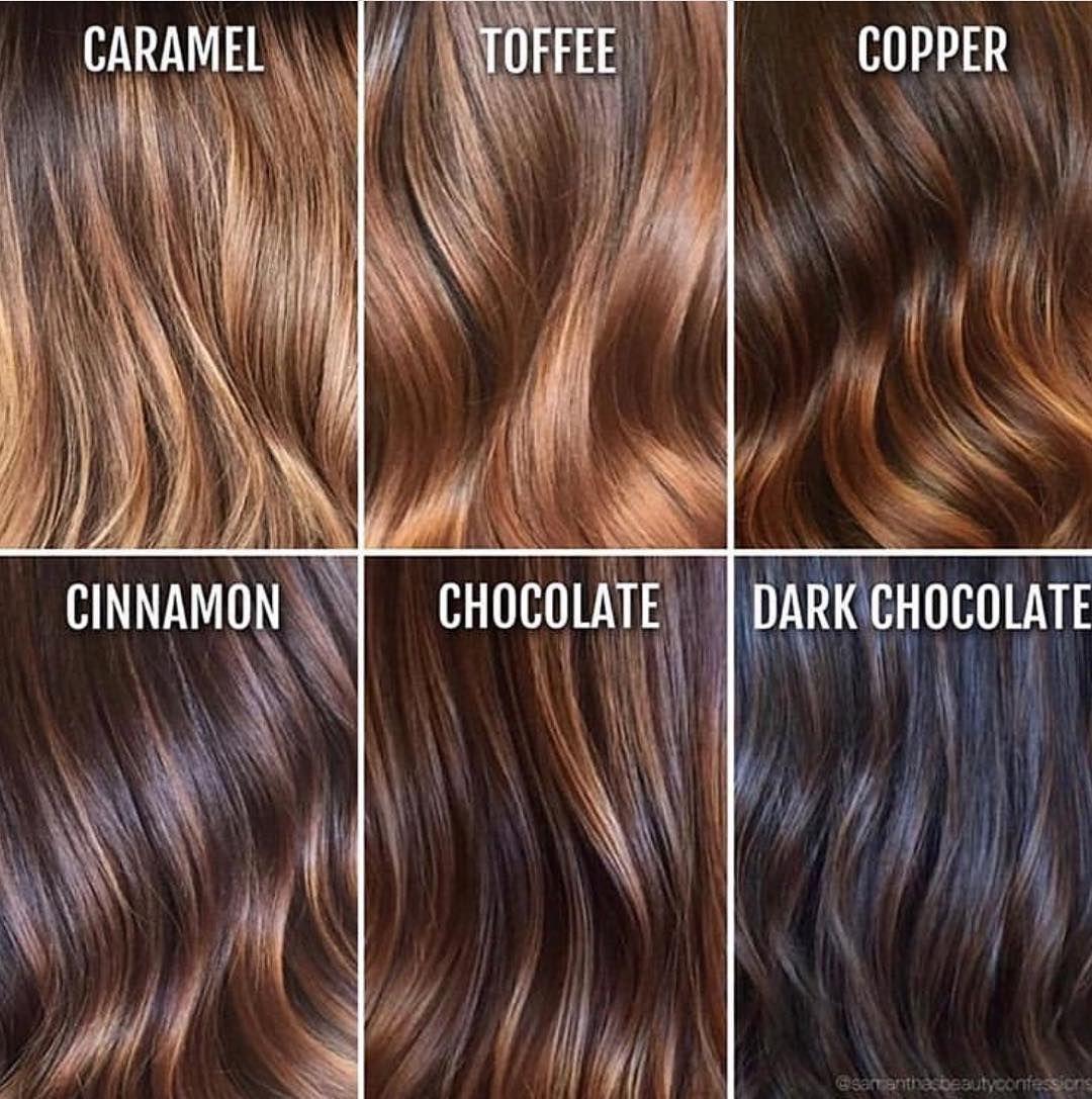 2020 Hair Color Trends In 2020 Dark Chocolate Hair Dark Chocolate Hair Color Hair Color Light Brown