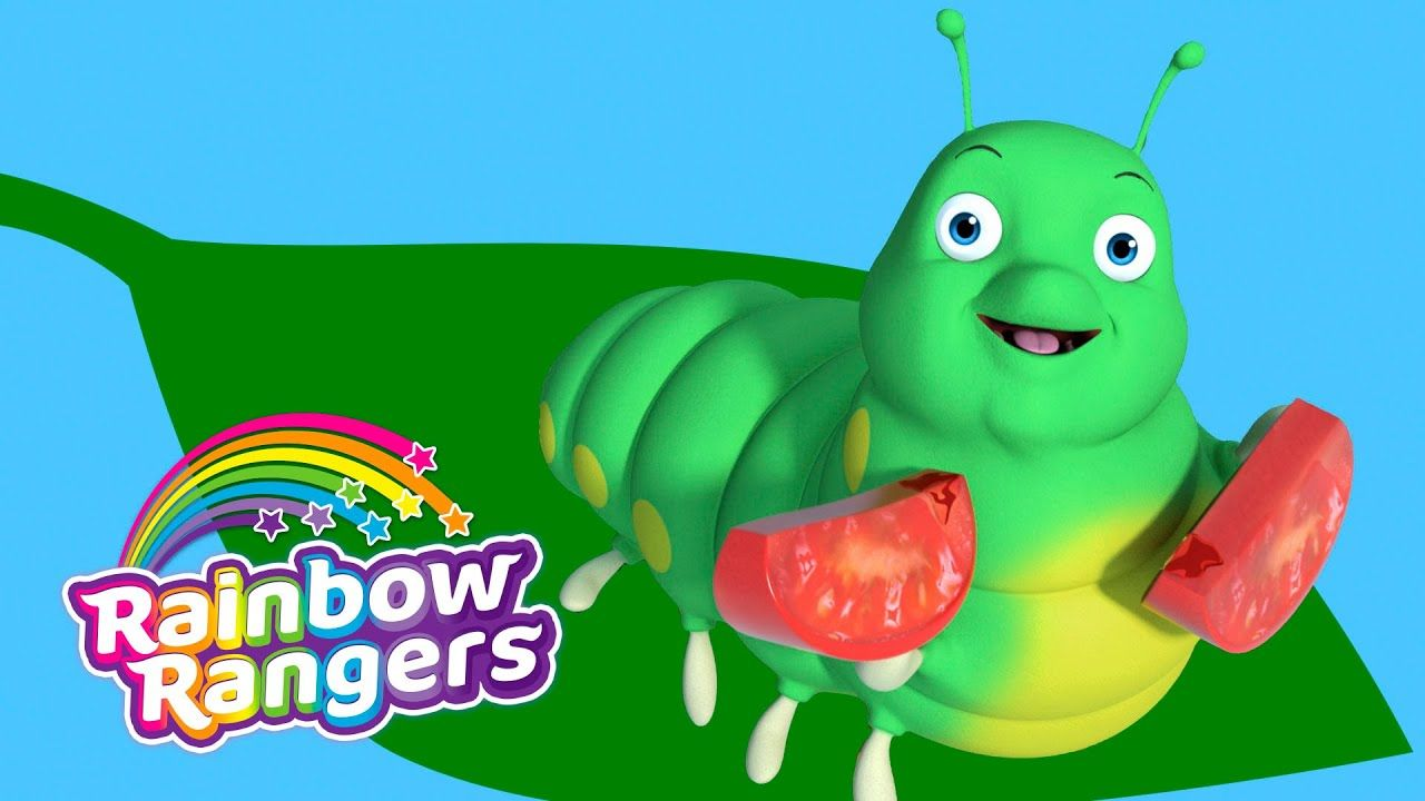How The Toys Saved Christmas Airtime 2020 Hungry Hungry Caterpillars | Rainbow Rangers Episode Clip in 2020