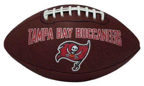 Nfl Tampa Bay Buccaneers Game Time Football By The Licensed Products Company 17 30 Packaged With Black Kicking Tee Tampa Bay Buccaneers Nfl Games Buccaneers