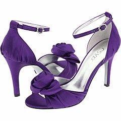 Purple Wedding Heels | Wedding Heels - Catchy Wedding Heels: Red ...