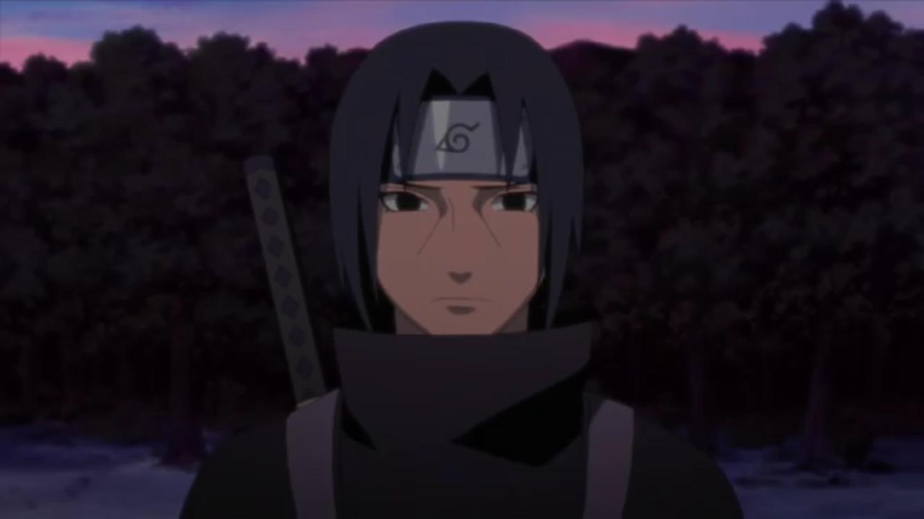 Itachi Uchiha Naruto Shippuden Ultimate Ninja Storm 4 Naruto Itachi Uchiha Anime Naruto