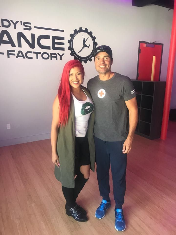 Madys dance adults slayfitness and chayanne is a puerto