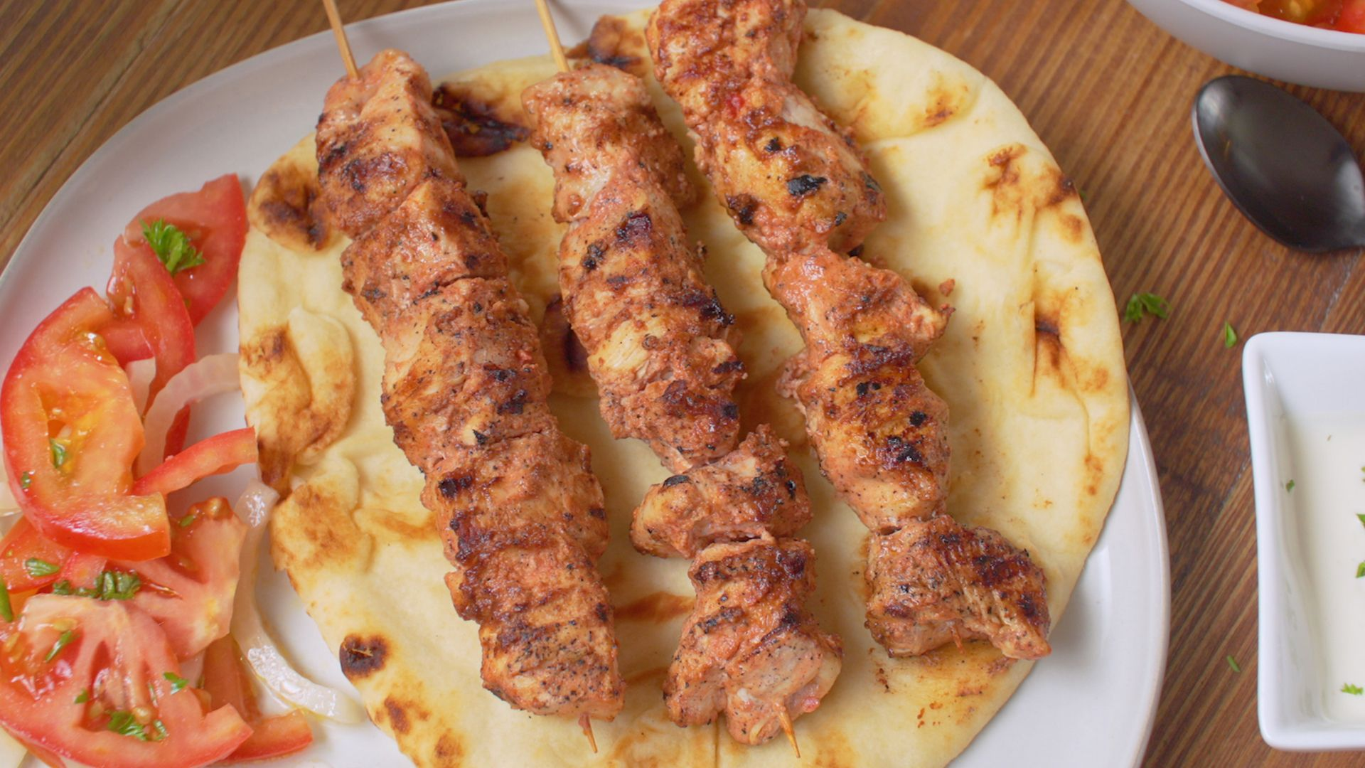 How to Make Chicken Kebabs the Authentic Turkish Way