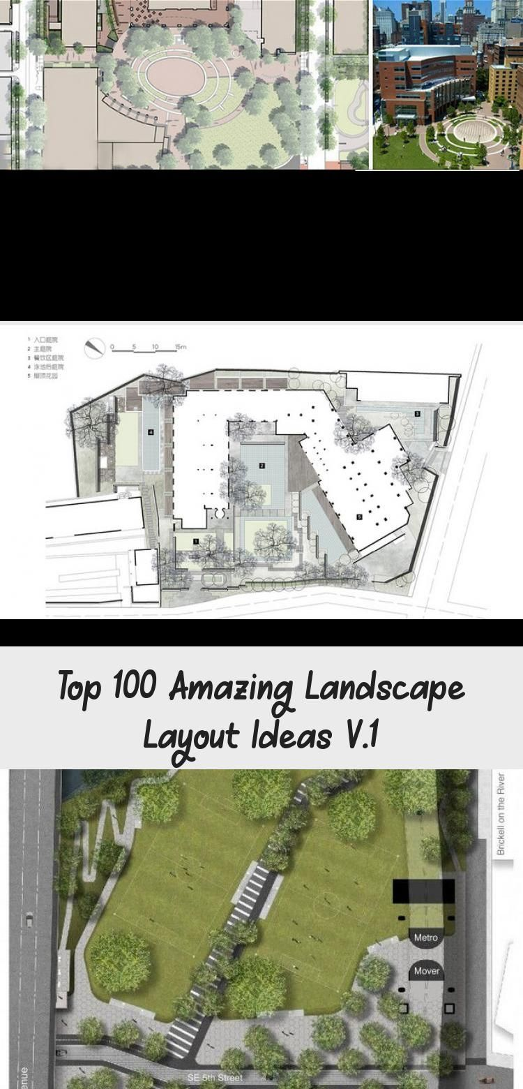 Top 100 Amazing Landscape Layout Ideas V.1 in 2020 ...
