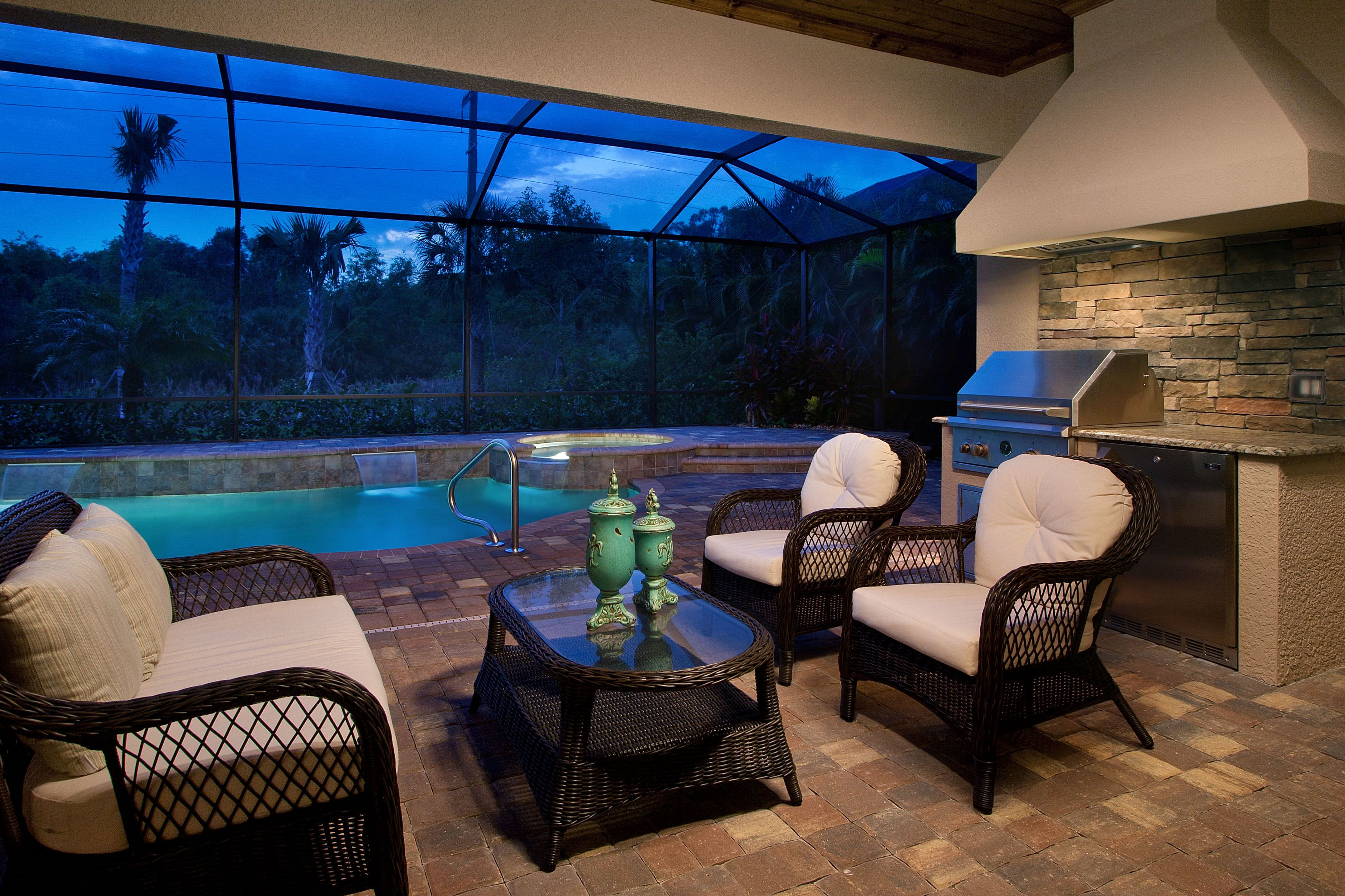 How Often Would You Use This Outdoor Kitchen New Home Communities New House Plans Estate Homes