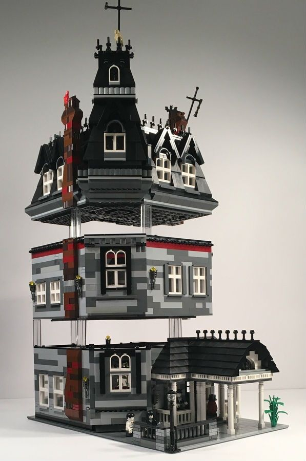 You Can Help Make This ADDAMS FAMILY Mansion LEGO Set A Reality Nerdist