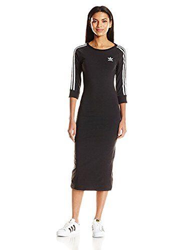 0fd61b200b1b adidas Originals Womens 3-Stripes Dress | USA Dress | Adidas dress ...