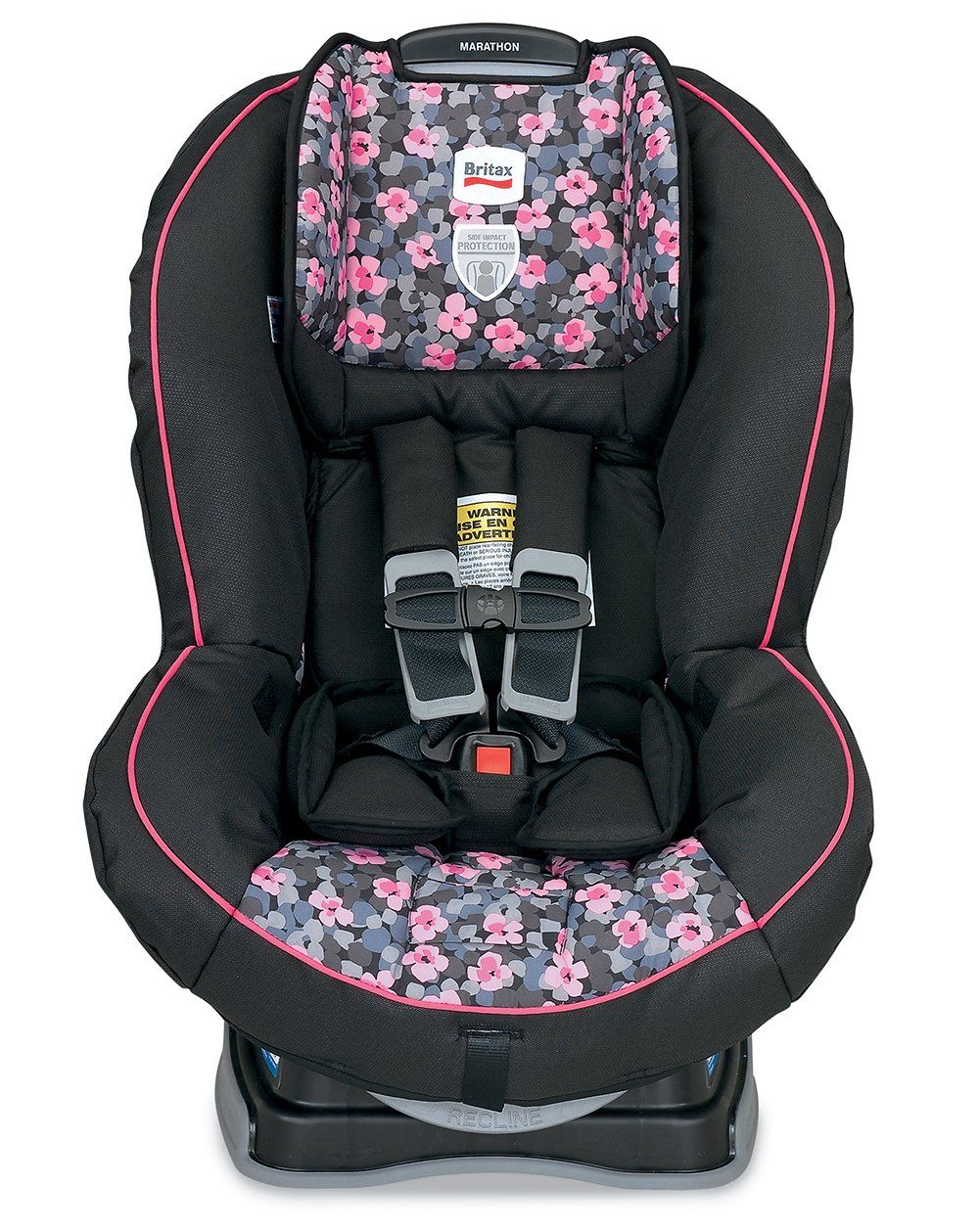 Britax Marathon G4 Convertible Car Seat, Cactus Flower