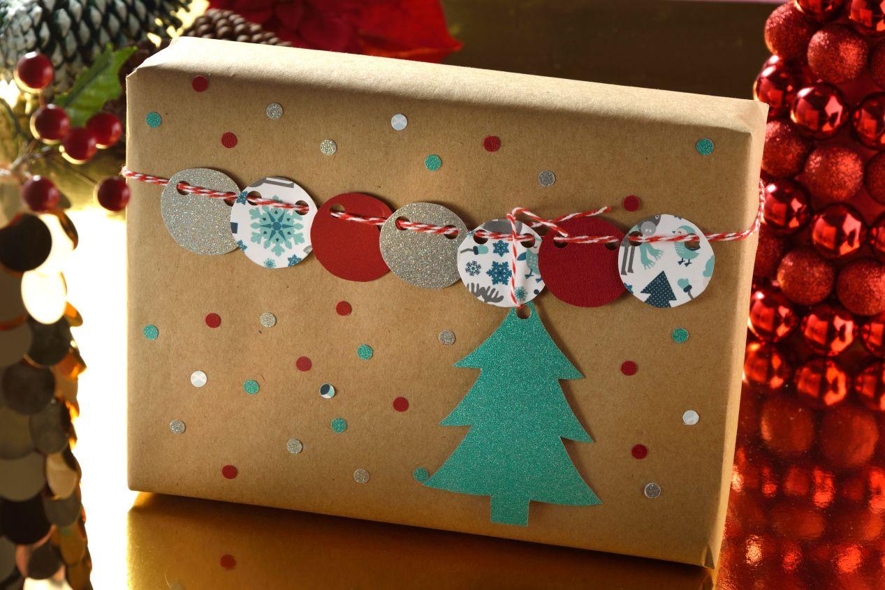 Cmo Decorar Regalos de Navidad de Manera Original Pinterest