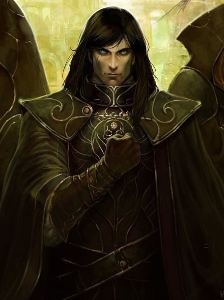 Fantasy Character Art for your DND Campaigns - Album on Imgur