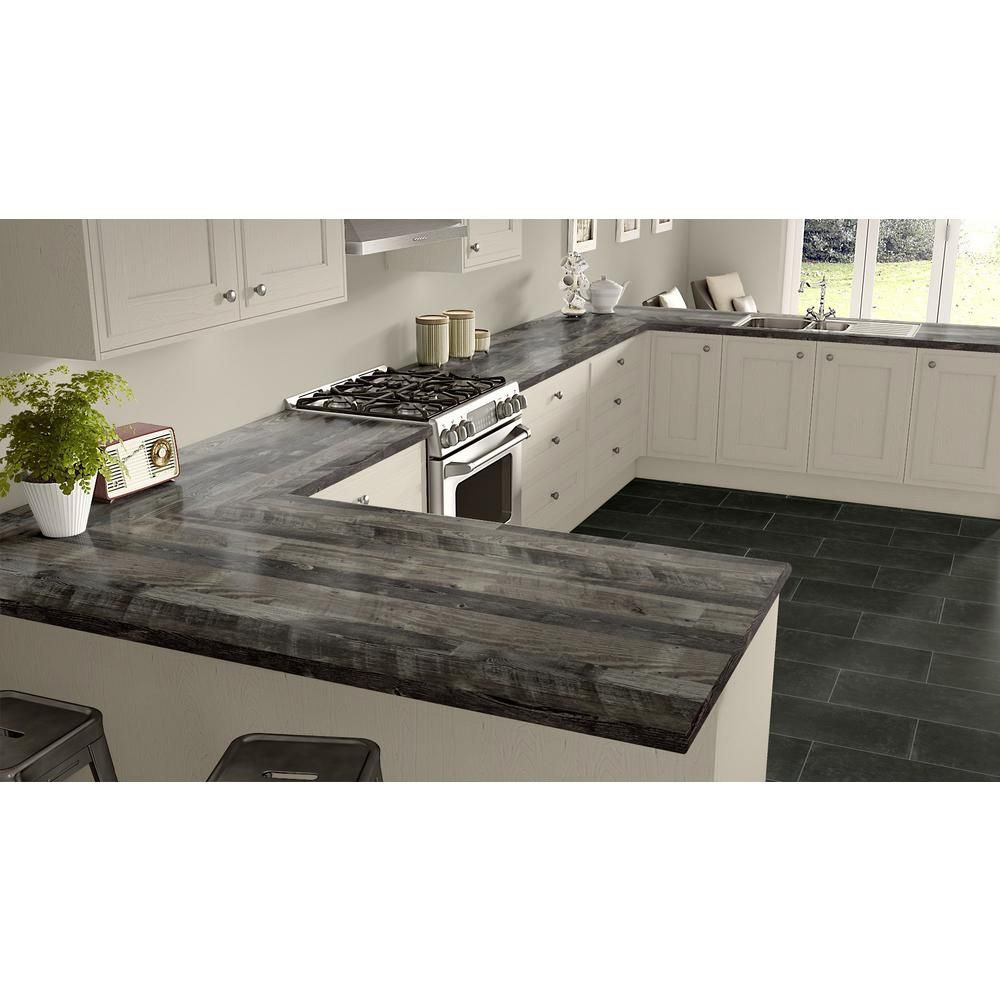 Wilsonart 5 Ft X 12 Ft Laminate Sheet In Antique Marula Pine Premium Gloss Line 8216k2835060144 The Home Depot In 2020 Laminate Kitchen Laminate Countertops Kitchen Countertops