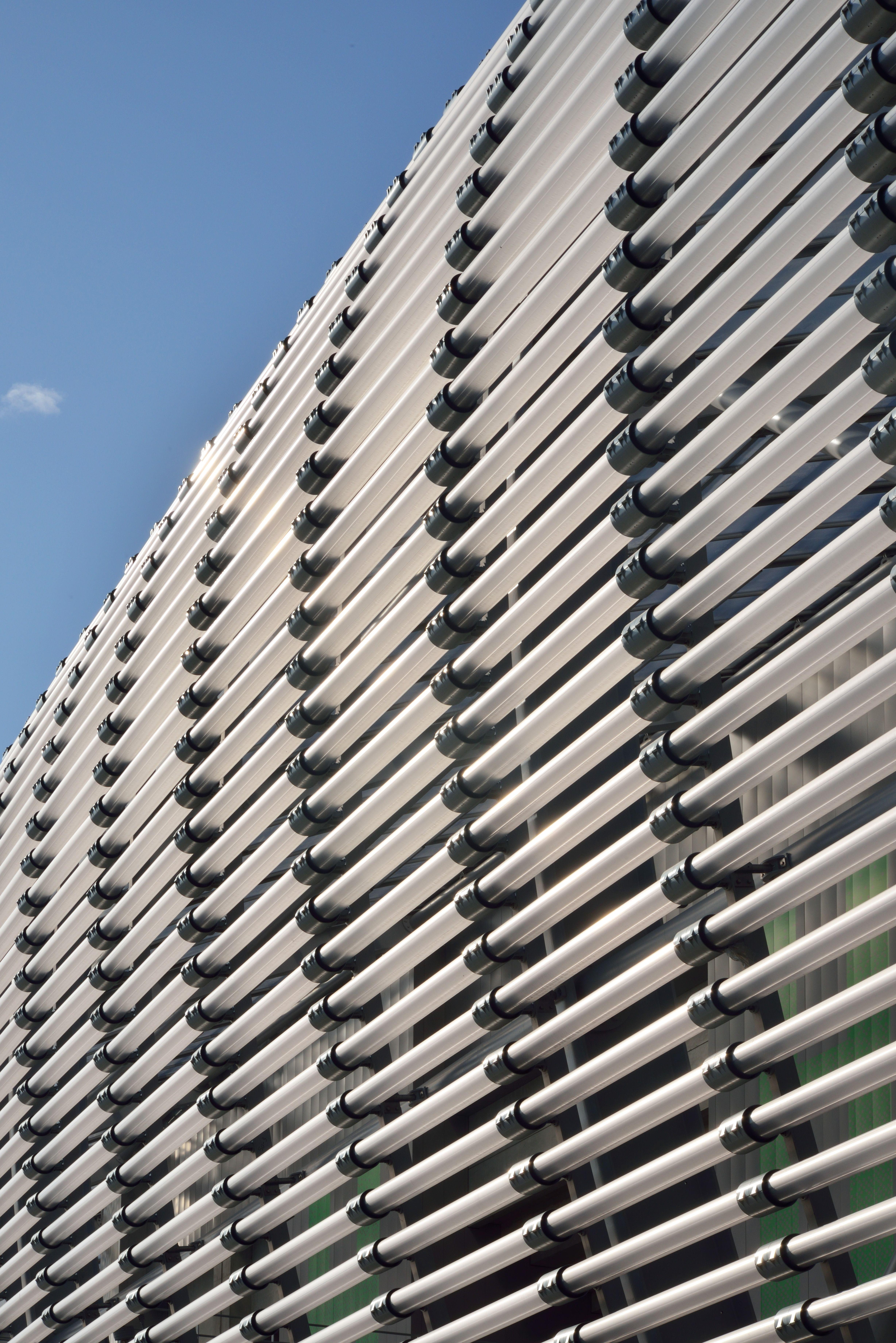 Lille's Grand Stadium   Facade architecture, Architecture ...