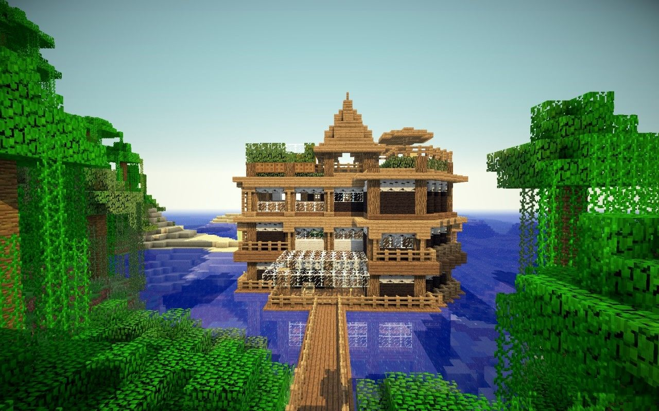 Pin By It U0026 39 S Just Cap On Minecraft Inspiration  U0026 Building Ideas