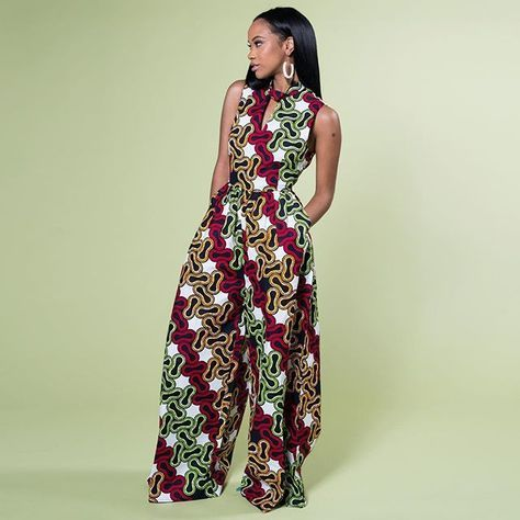 4921a65f280 The Aneeka Jumpsuit by Ace Kouture ~DKK ~ Latest African fashion ...