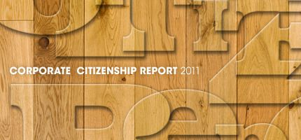 Waggener Edstrom Worldwide Releases its 2011 Corporate Citizenship Report    WE's fourth consecutive corporate citizenship report is also its first online, interactive report
