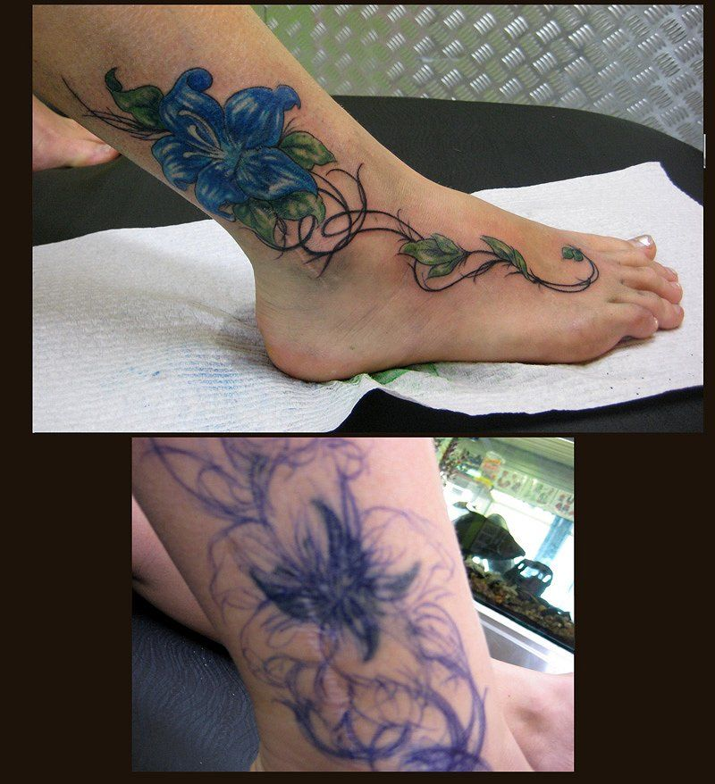 Tribal Tattoo Cover Up Ideas Tattoos Cover Up Tattoos Cover Tattoo Ankle Tattoo Cover Up