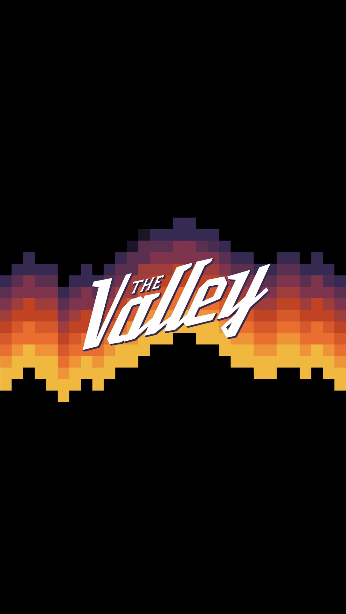 The Valley Highest Quality Phoenix Basketball Tapestry By Sportsign In 2021 Phoenix Basketball Phoenix Suns Basketball Suns Basketball