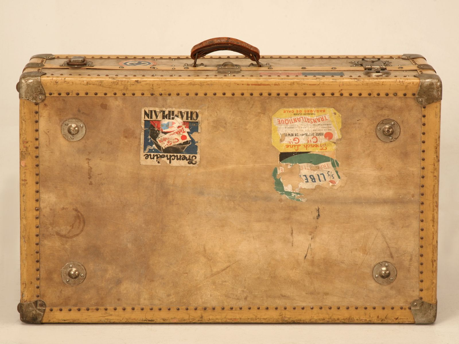 Images For Old Suitcase Clipart