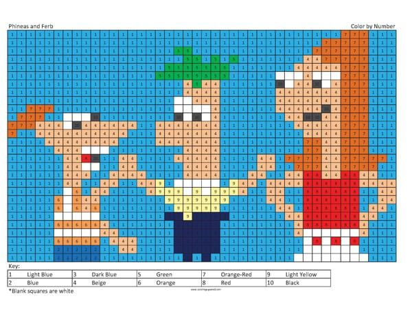 Megapixel Characters | Pinterest | Squares, Math activities and Math