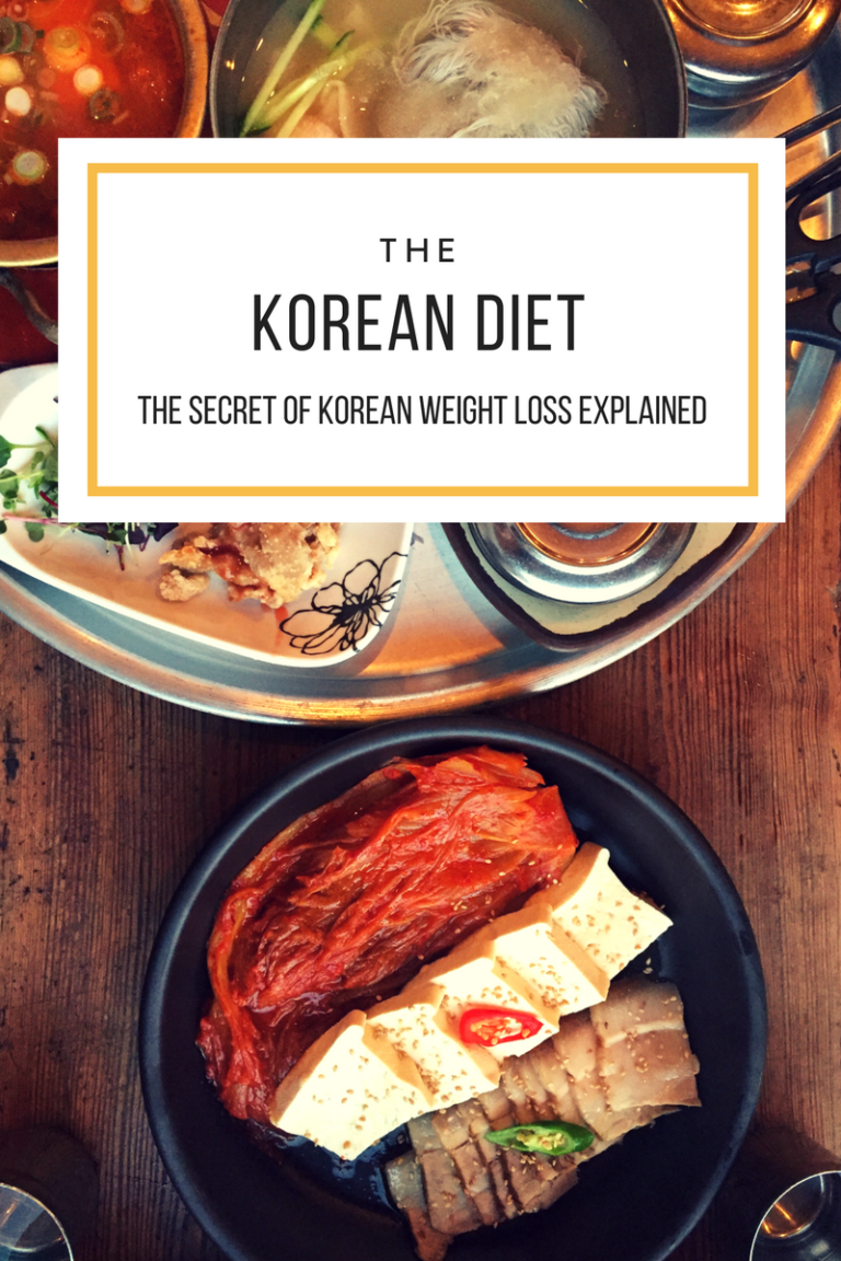 The secret Ulzzang body workout and diet routine revealed