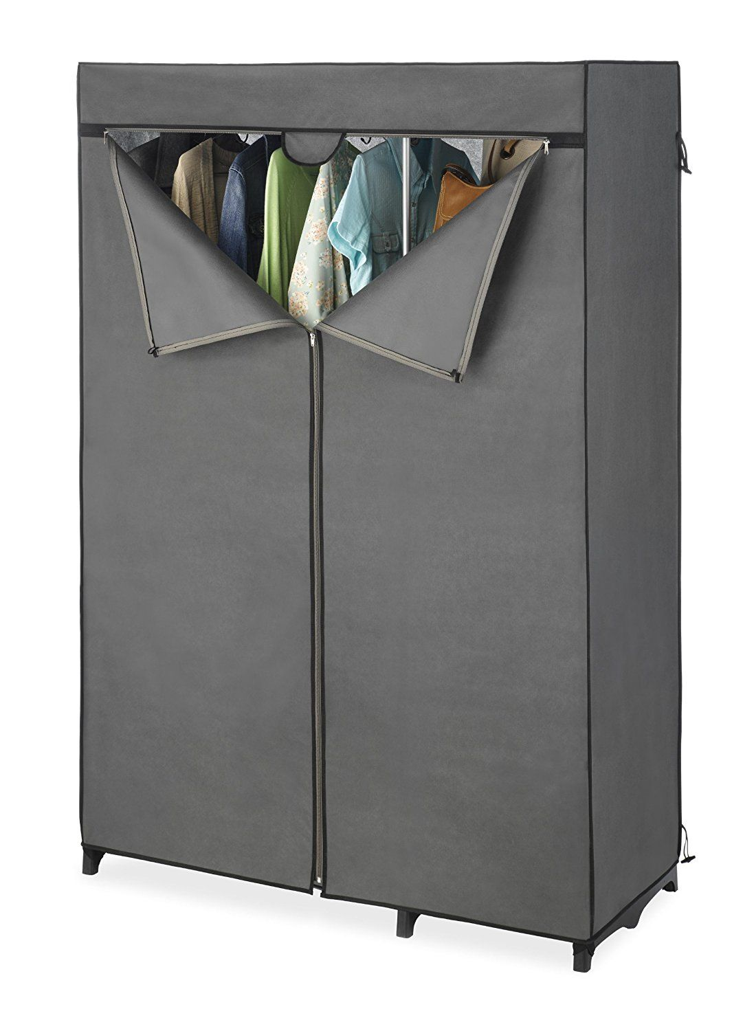 Price: $19.99. 4,610 Customer Reviews. COVER ONLY For Whitmor Double Rod  Closet: