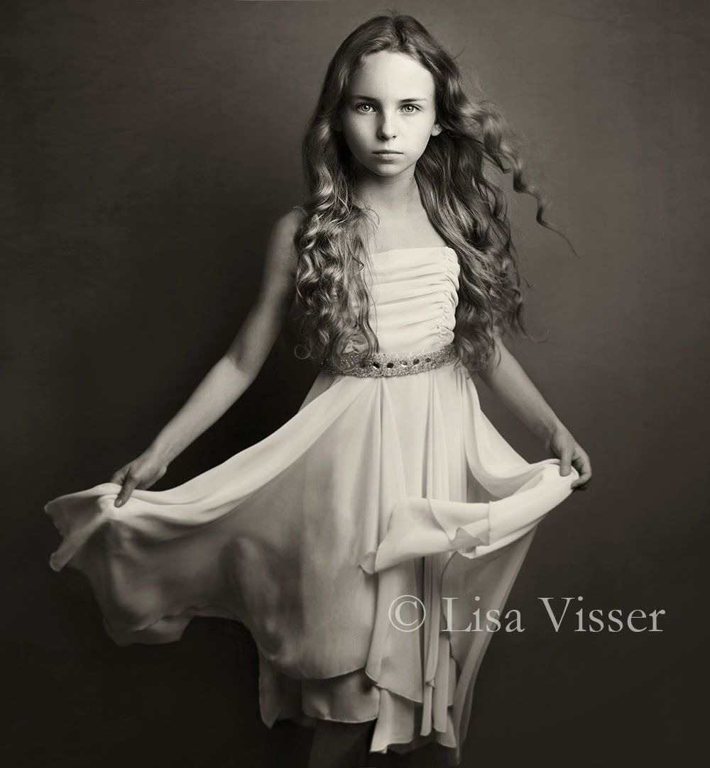 Art Modeling Studio Young Girls Models: Children's Fine Art Photography Sessions