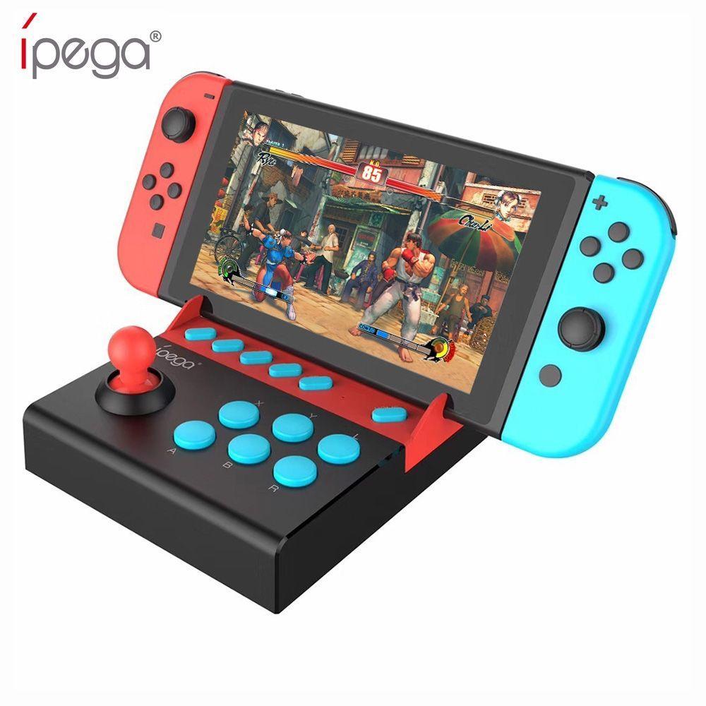 New Ipega Pg 9136 Joypad For Nintend Switch Plug Play Single