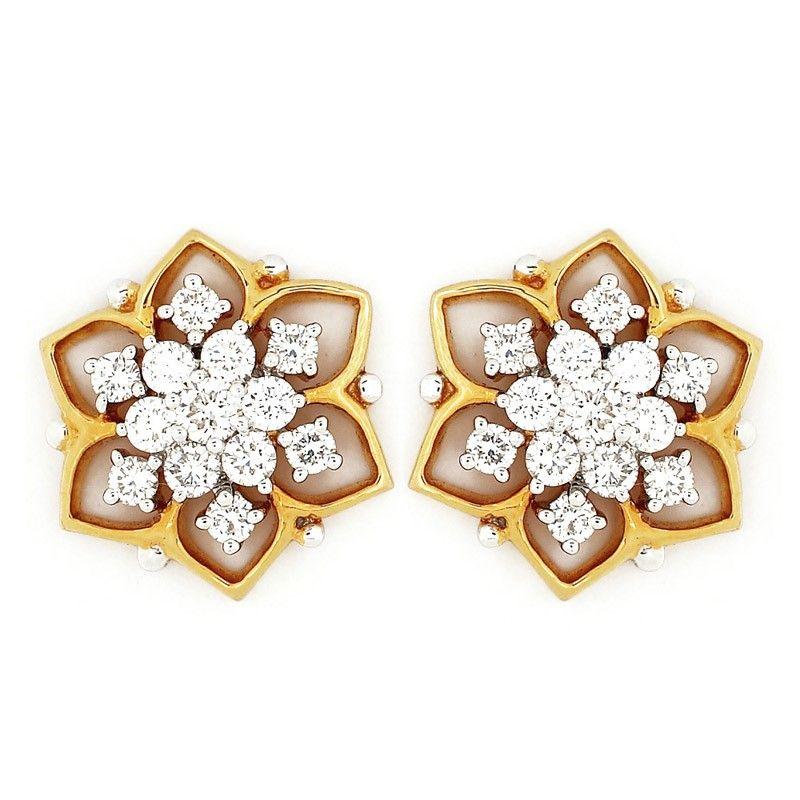 Nakshatra Diamond Nose Rings
