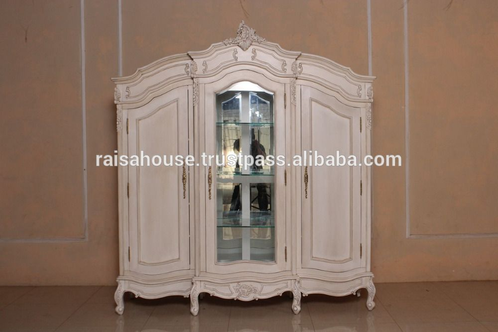 French Furniture 3 Doors French Armoire Buy Antique French