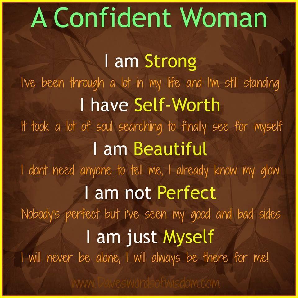 Confident Women Quotes A Confident Woman  Quotes  Pinterest  Quotes Motivation And
