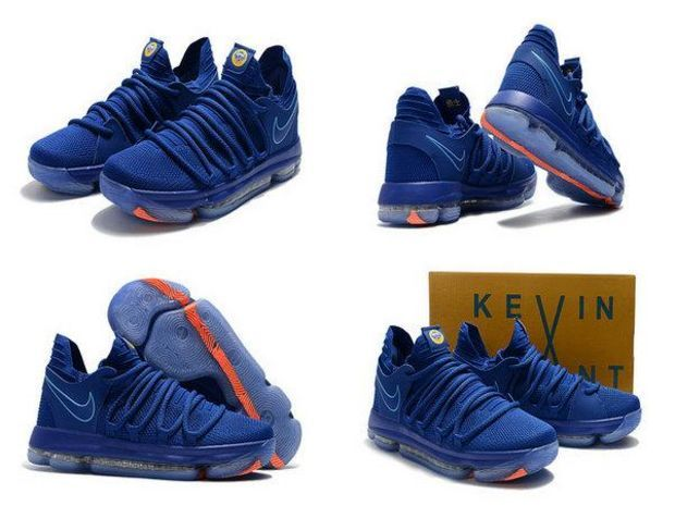 quality design dba00 29b5d Nike KD 10 X City Edition Racer Blue Light Menta Black Total Crimson 897816- 402