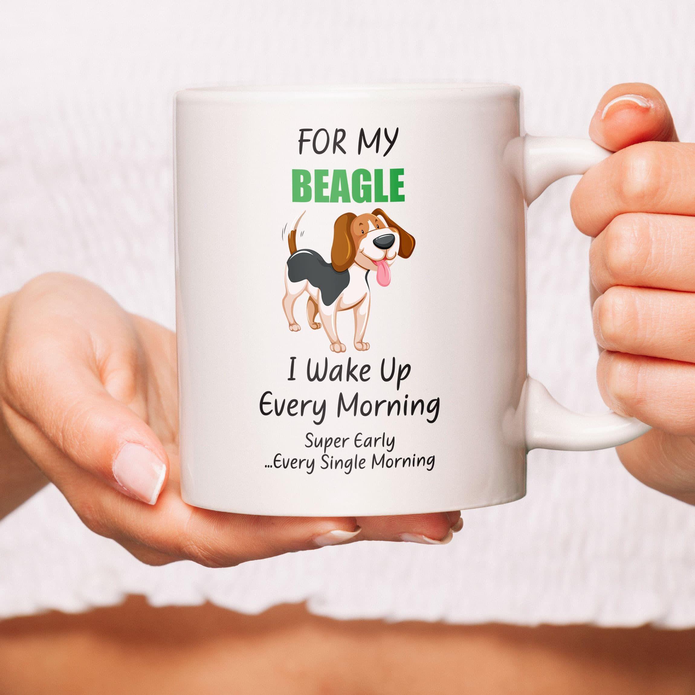 Beagle Mug Beagle Mom Mug Funny Beagle Mug Beagle Fan Beagle