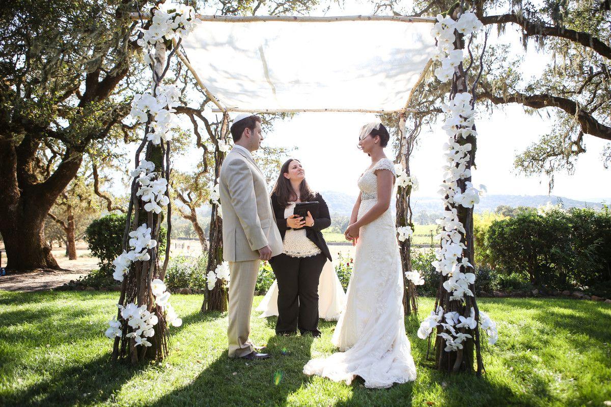 Intimate California Ranch Wedding