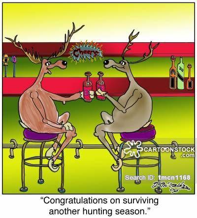 Deer Hunting cartoons Deer Hunting cartoon funny Deer Hunting