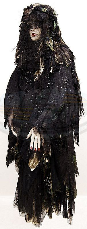 Something Wicked This Way Comes / Dust Witch Costume (Pam Grier)  sc 1 st  Pinterest & Something Wicked This Way Comes / Dust Witch Costume (Pam Grier ...