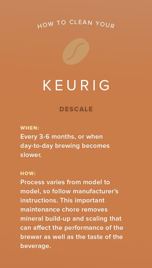 How Often You Should Clean Your Keurig And The Right Way To Do It
