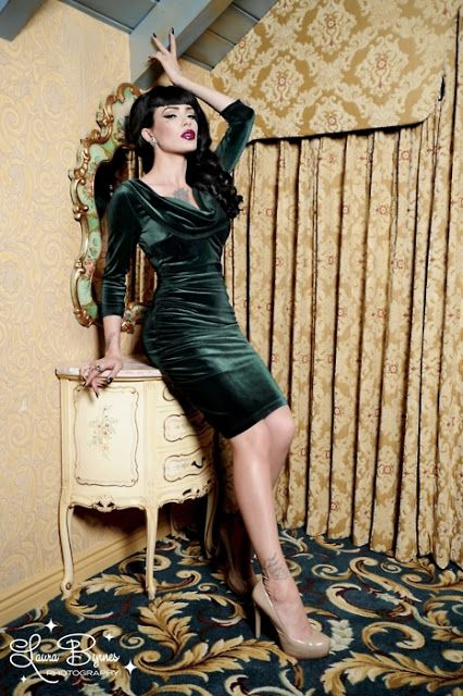 Micheline Pitt of Pinup Girl Clothing | REDESIGN TO WORLD