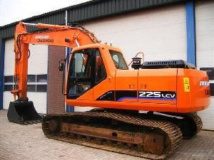 doosan daewoo 300lc v excavator service repair manual