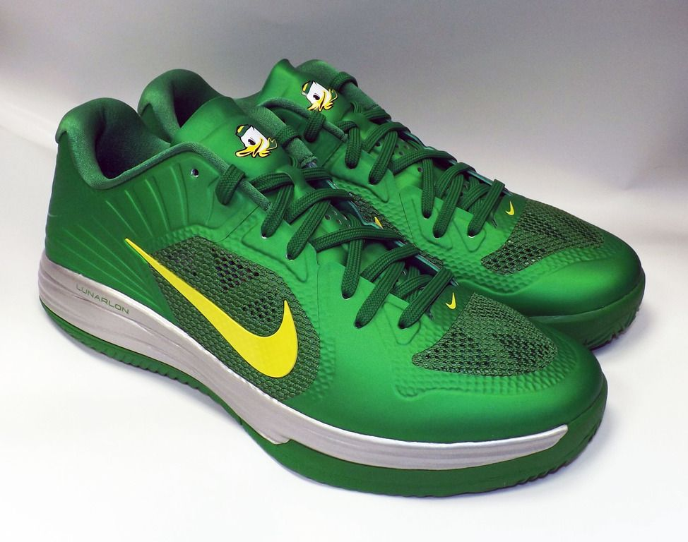 Nike Lunar Hypergamer, Oregon exclusive Fighting Ducks edition #GoDucks