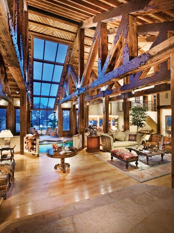 Small Custom Homes Texas Ranch Style Homes Custom Ranch Homes Design Interior Designs: Log Homes, Barn House, Vacation Home