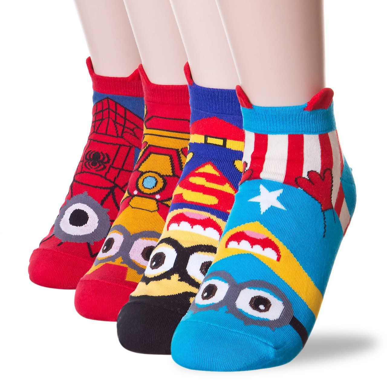98c8159d246d Cartoon Character Socks Hero Series (Batman)  Amazon.co.uk  Clothing ...