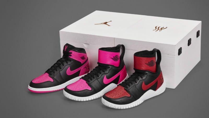 d19e4be94f Serena Williams Air Jordan 1 Release Date | Sole Collector ...