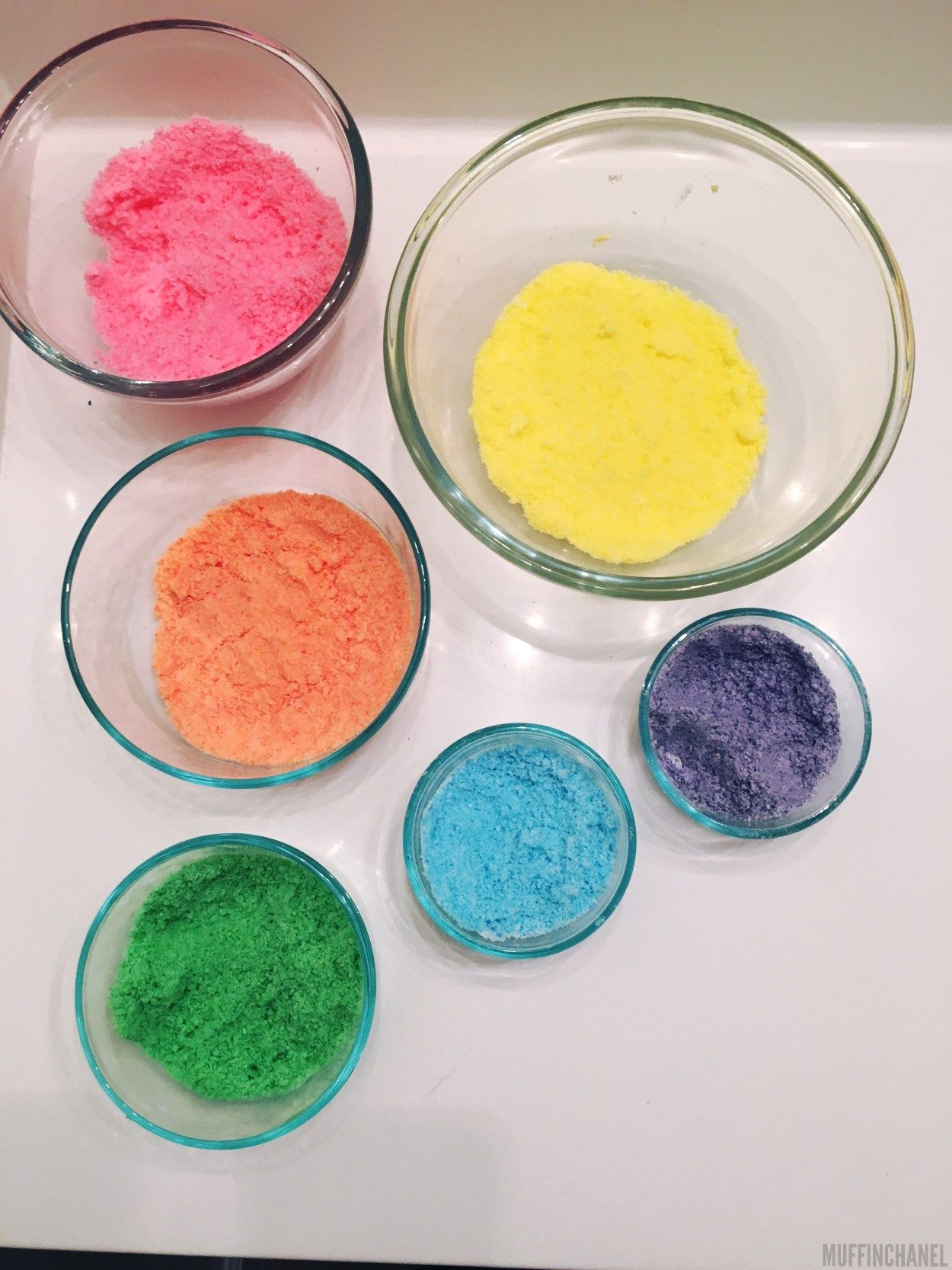 Make Your Own Bath Bombs Lush Inspired Muffinchanel Lush