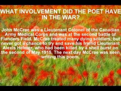flanders field poem   In Flanders Fields « Mrs.Chan's Creative ...