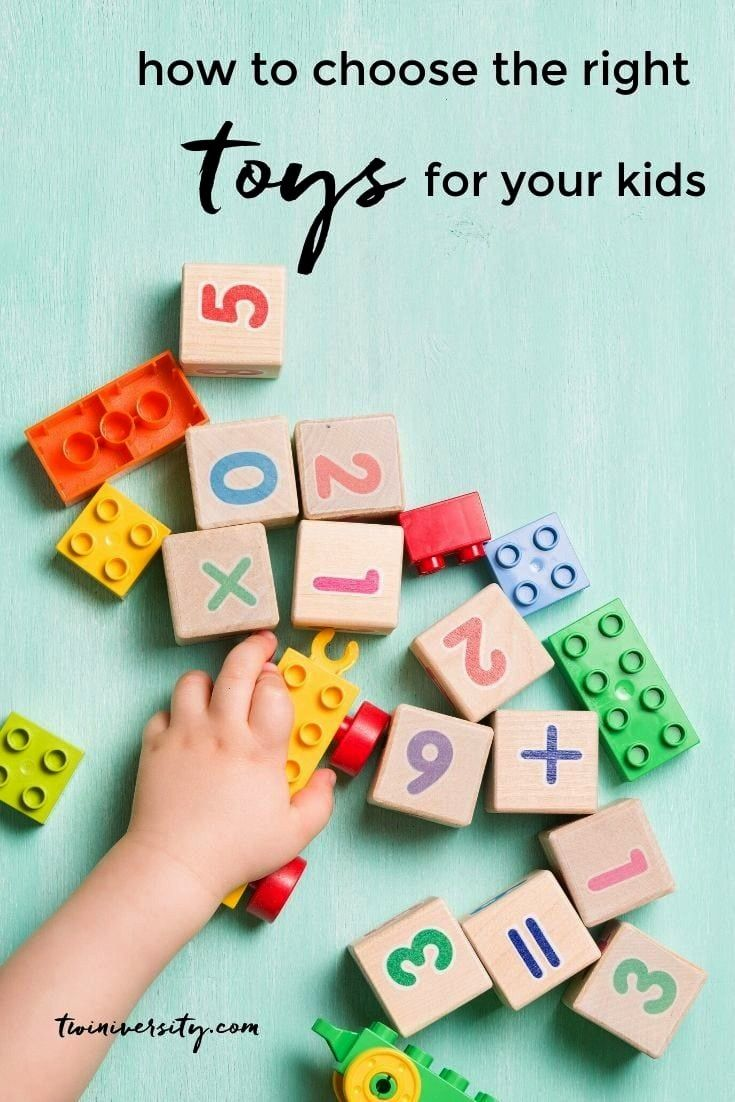 to Choose the Right Toys for Your Kids Learn all about how to choose toys to support your childs development from the baby stage through starting school from a pediatric...